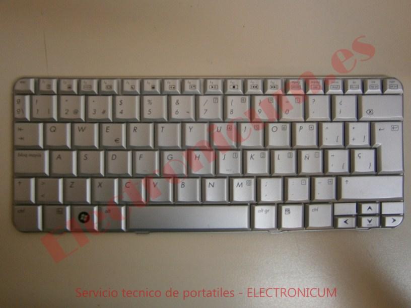 teclado HP TX2500
