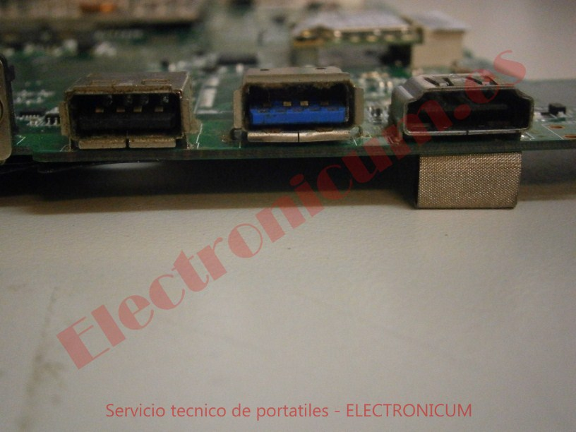 USB conector Asus N73S