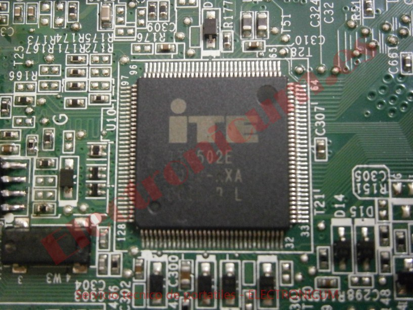 cambiar ITE KBC Dell Inspirion N7010