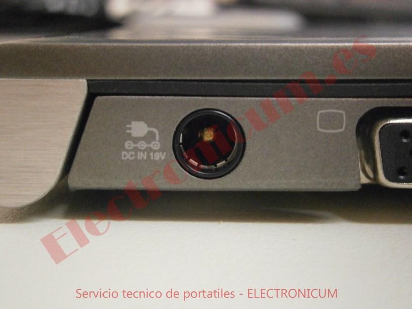 conector Toshiba Portege Z30