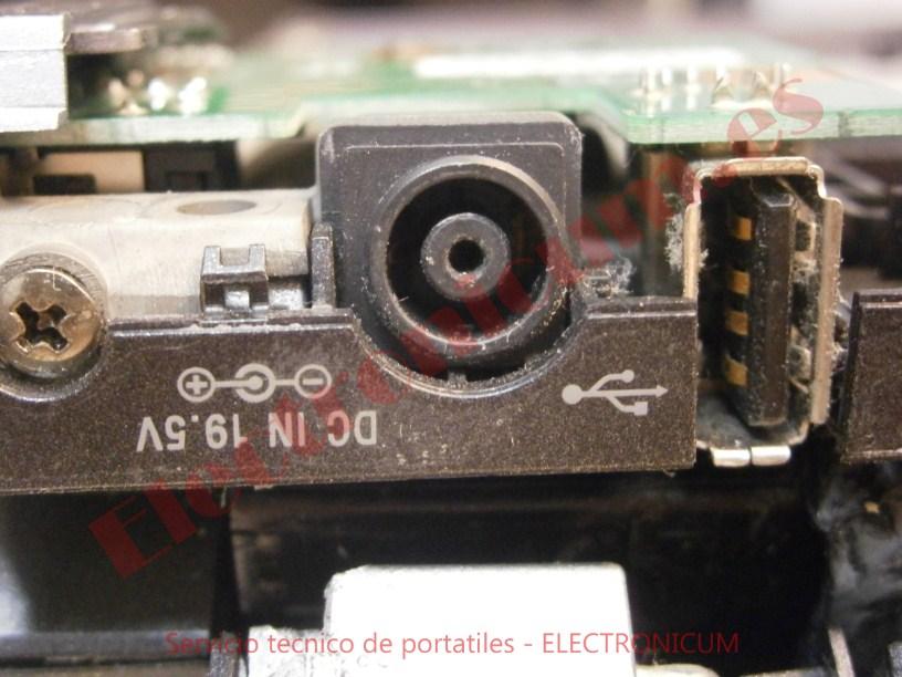 dc jack Sony Vaio PCG-8Z1M