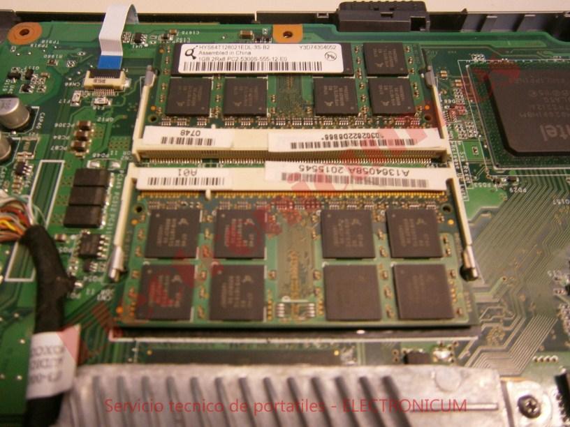 memoria Sony Vaio PCG-8Z1M