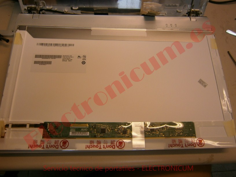 pantalla Sony Vaio PCG-71211M