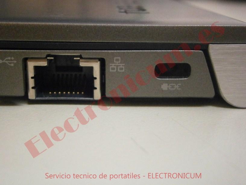 rj45 Toshiba Portege Z30