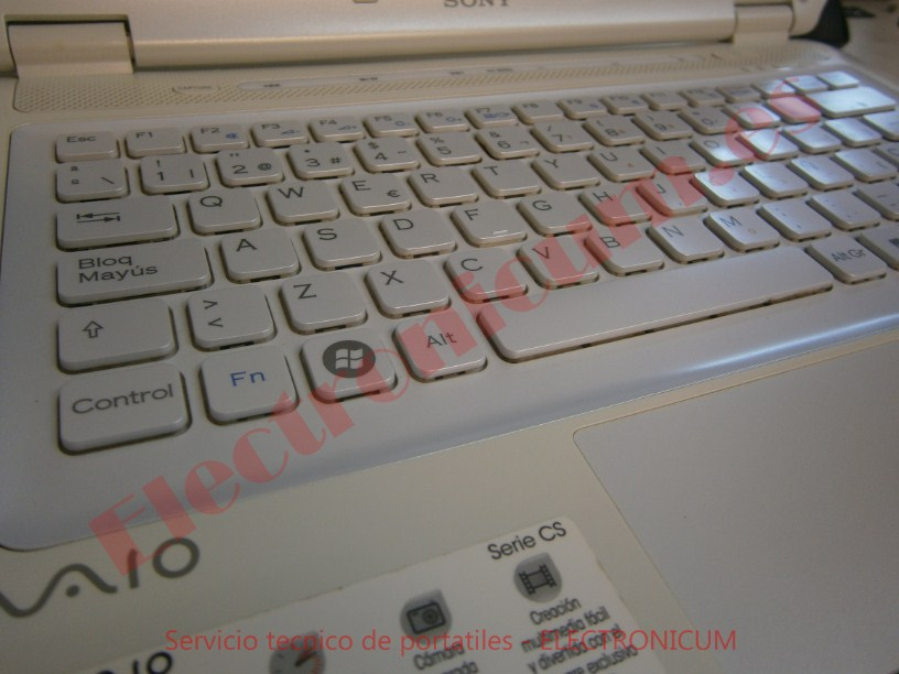 teclado Sony Vaio PCG-3C1M