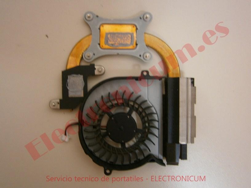 ventilador Samsung 300E