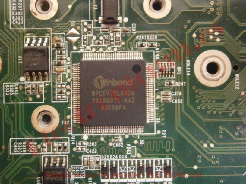 kbc Acer Extensa 5235