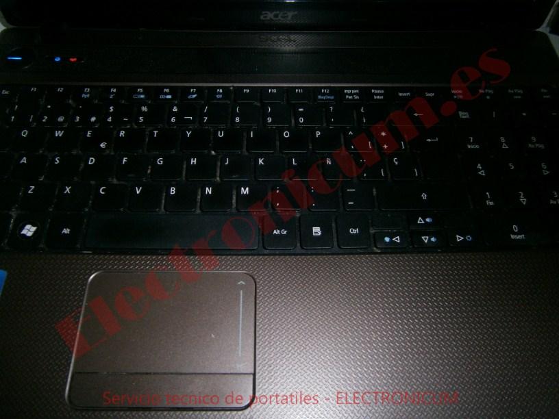 montar Acer Aspire 5742