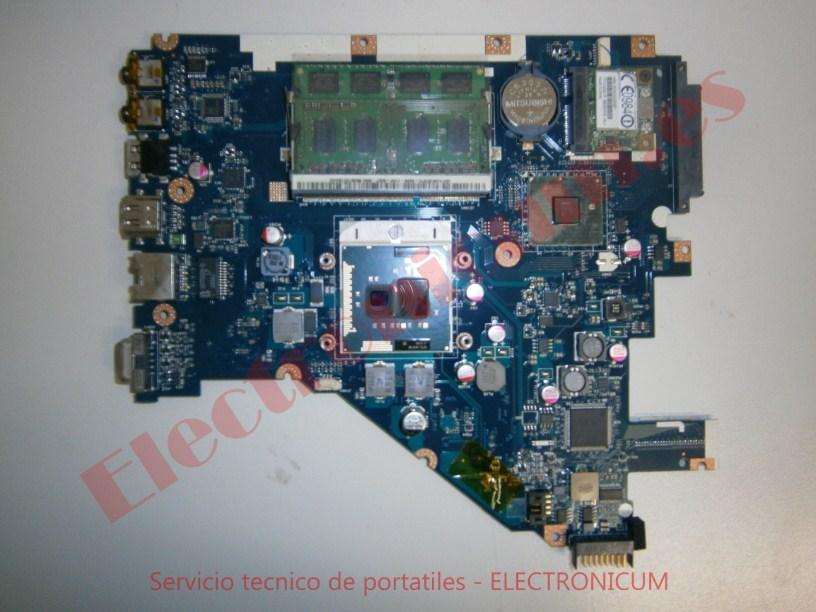 placa base Acer Aspire 5742