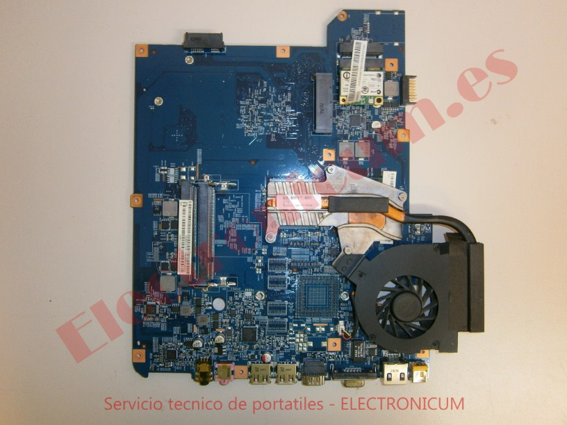 placa base Packard Bell MS2273