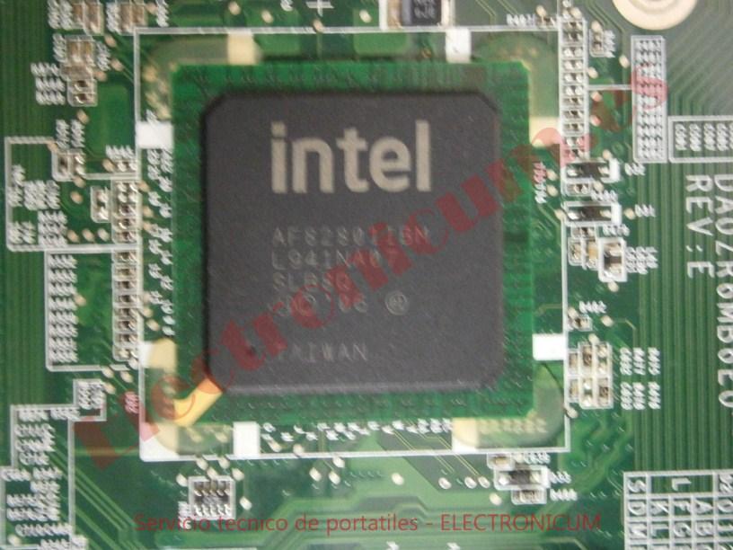 puente sur Acer Extensa 5235