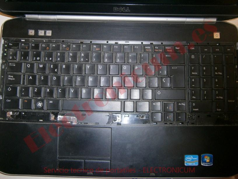 reparar Dell Latitude P15F
