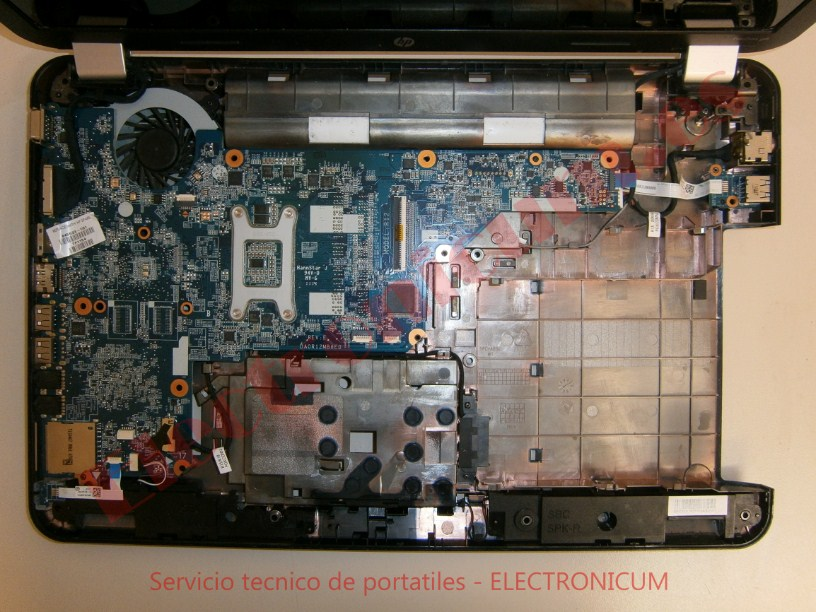reparar HP Pavilion g6