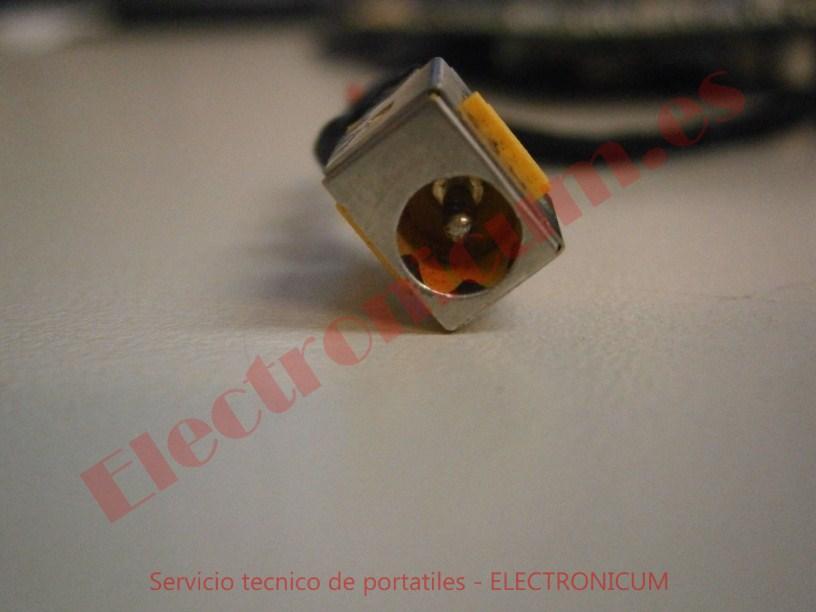 reparar conector Acer Extensa 5235