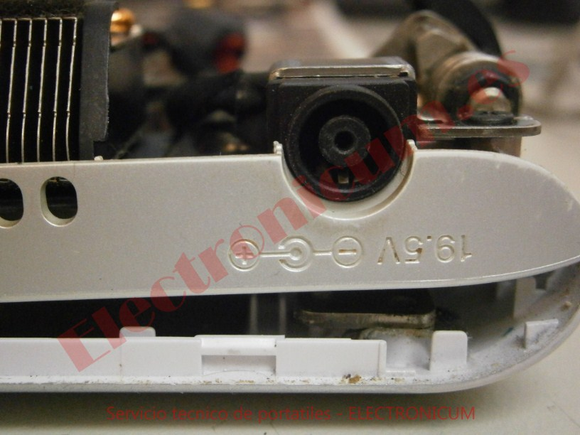 reparar conector Sony Vaio PCG-71511M