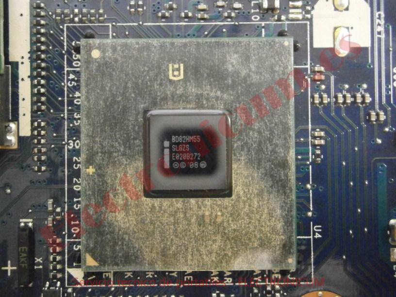 reparar pch Acer Aspire 5742