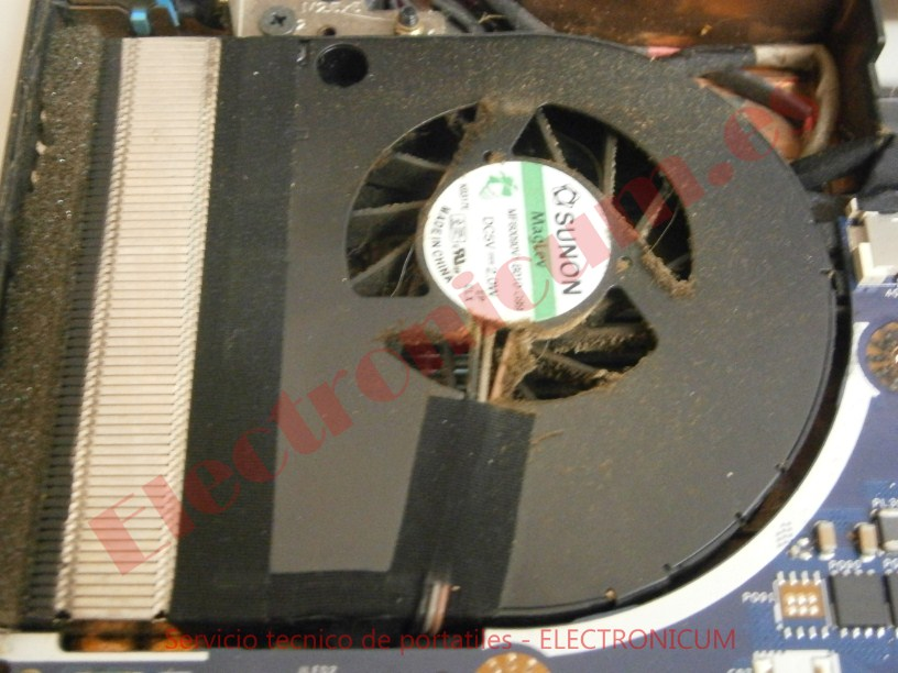 ventilador Packard Bell NEW91