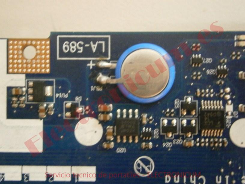 cambiar pila Acer Aspire 5741G