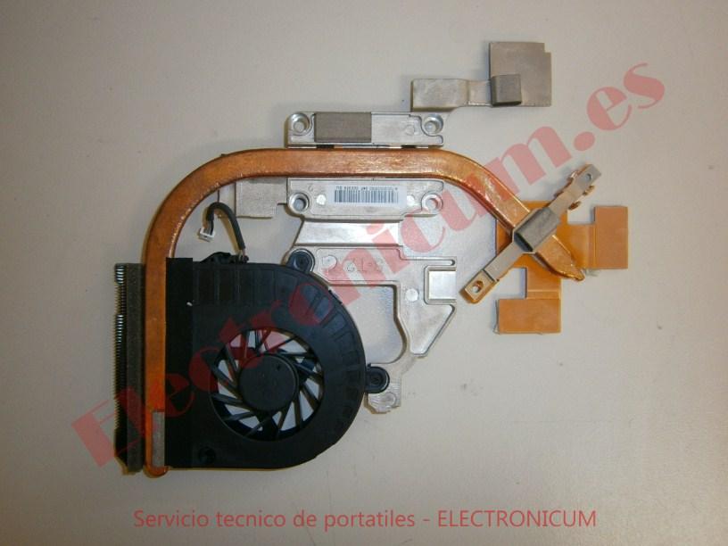 limpiar ventilador Acer Aspire 5741G