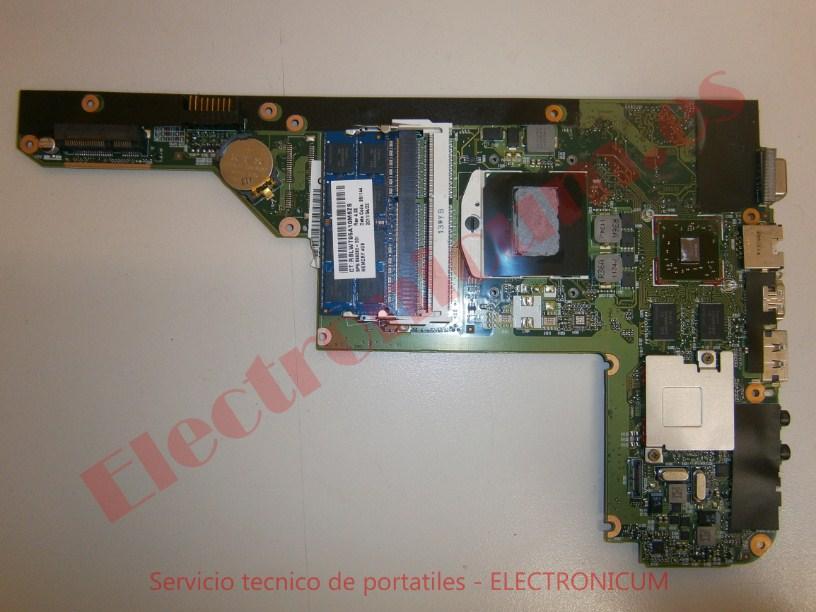 placa base HP DV3-4340SS