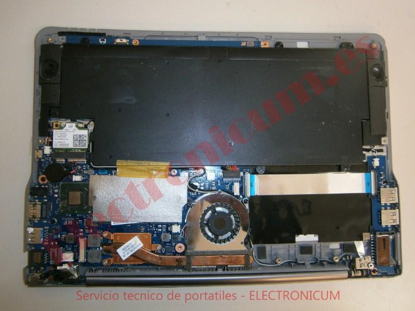 placa base Samsung 530U