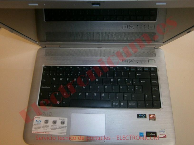 portatil Sony VGN NS11Z