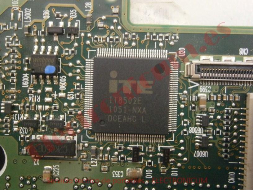 reparar corto HP DV3-4340SS