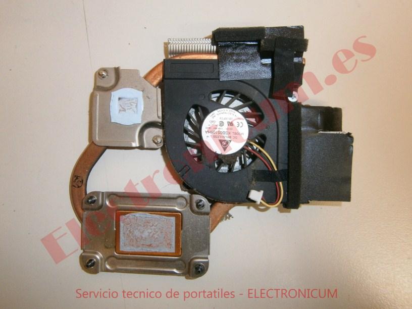 ventilador HP DV3-4340SS