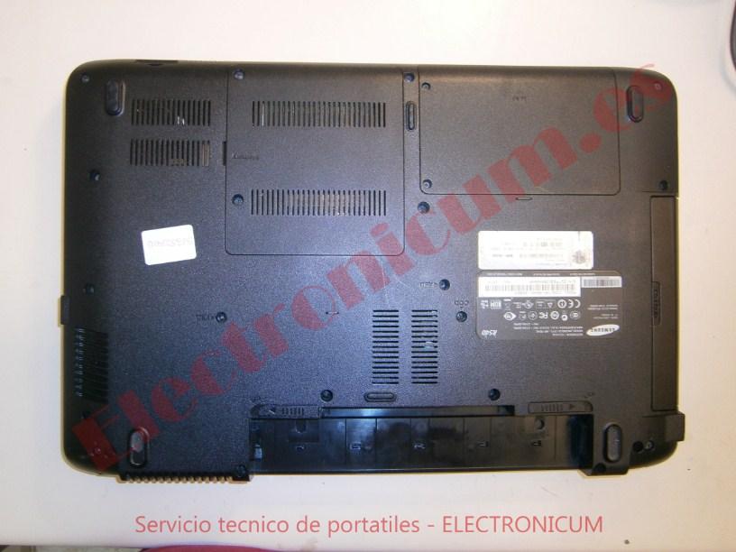portatil Samsung R540