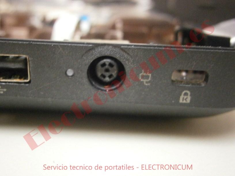 Cambiar conector HP G7