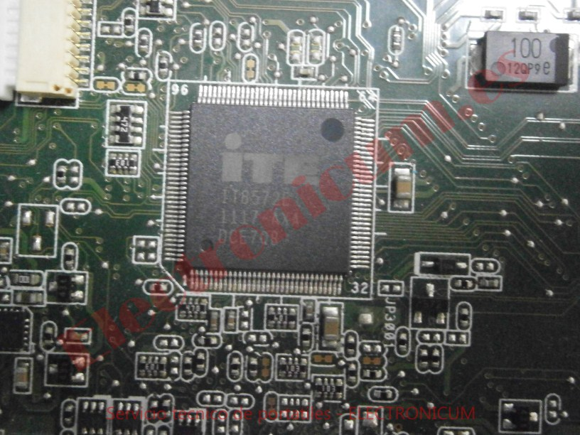 Reparar placa base Asus