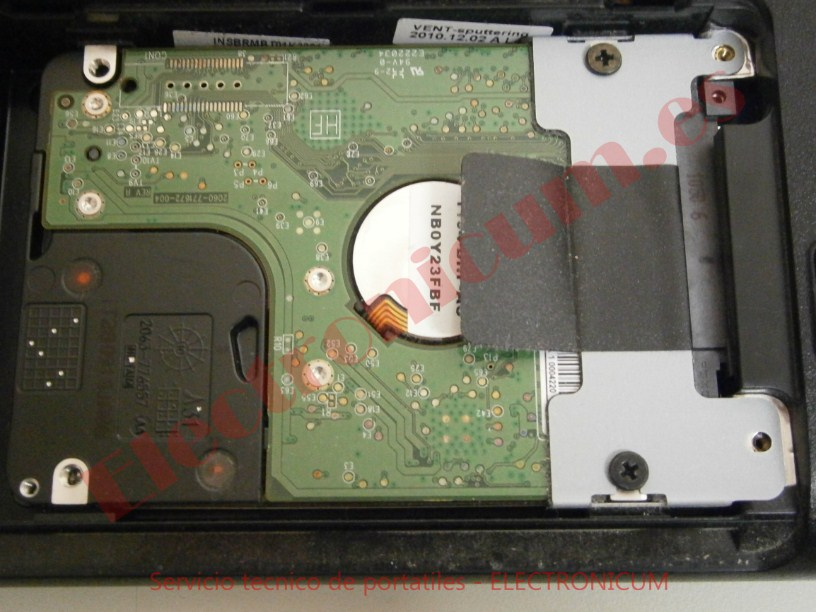 Sustitución de discos duros Samsung
