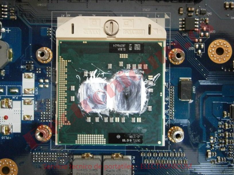 Cambiar procesador Acer Aspire