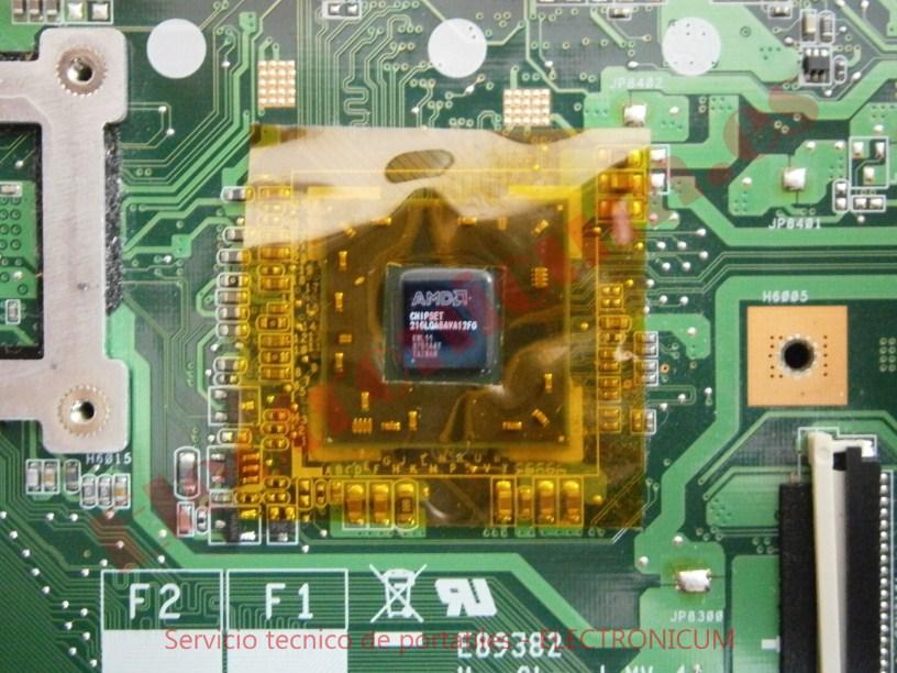 Reparar chipset Packard Bell ALP-Ajax A