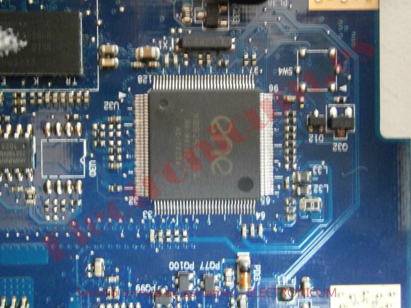 Reparar corto placa base Acer