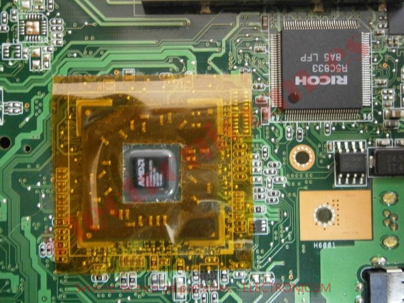 Sustitución de componentes Packard Bell