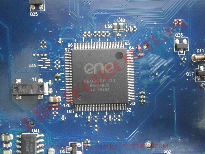 Acer Aspire 5541 servicio técnico