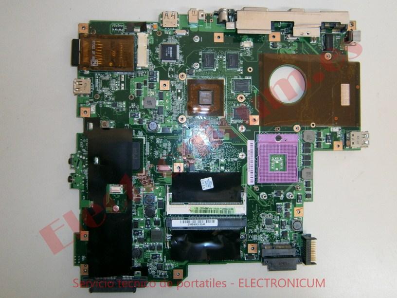 Asus Z53 Servicio técnico