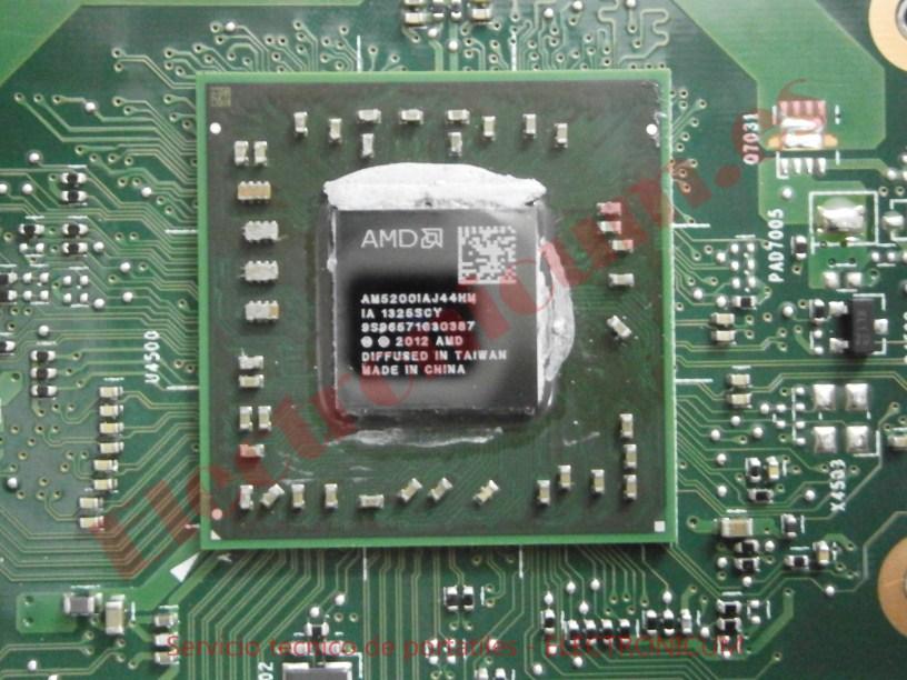Reparar Corto Toshiba C55