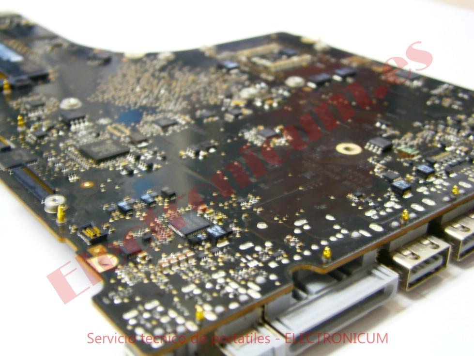 Reparar macbook pro no enciende