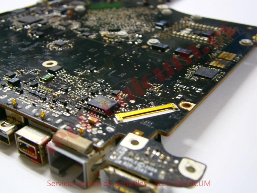 Reparar macbook pro no enciende en Valencia