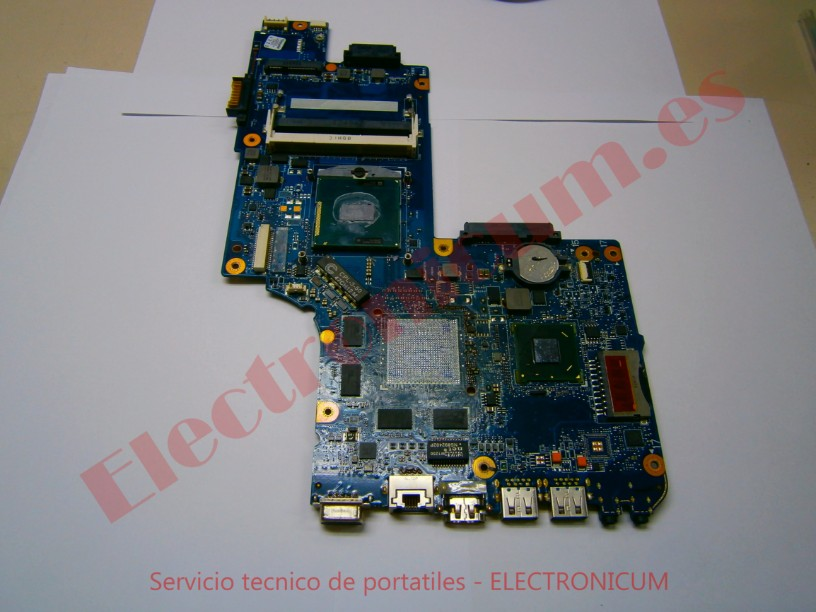 placa base Toshiba L850