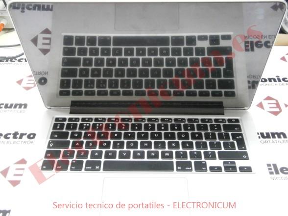 sustituir teclado servicio tecnico apple